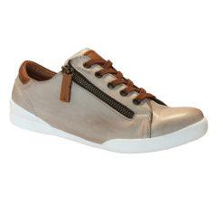 Charlotte Sneakers Silvergrå