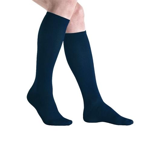 Jobst Travel Socks Marinblå