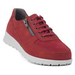 New Feet OrthoStretch Kalvskinn Röd