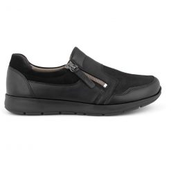 New Feet OrthoStretch Loafer Svart